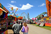Wv Prints - WV State Fair 2013 Print by Todd Hostetter