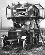 Photo Researchers - Wwi British Carrier Pigeon Loft