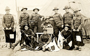 Wwi Us Army Signal Corps Print by Historic Image