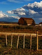 Wesley Hahn - Wyoming barn