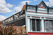 Gary Whitton - Wyoming Times Historic...