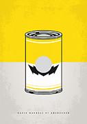 Y Mario Warhols Minimal Can Poster-wario Print by Chungkong Art