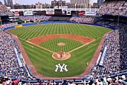 Yankee Stadium Print by Allen Beatty