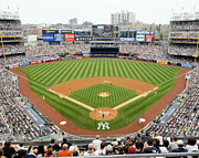 Yankee Stadium Photos - Yankee Stadium Ballpark New by Horsch Gallery