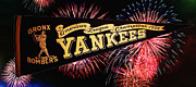 American League Digital Art Posters - Yankees Pennant 1950 Poster by Bill Cannon