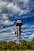 Guy Whiteley - Yansick Water Tower in...
