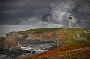 Jim  Hatch - Yaquina Head Lighthouse