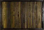 Hardware Painting Posters - Yardsticks - antique Poster by Kurt Olson