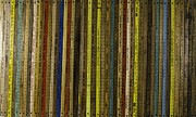 Southern Indiana Prints - Yardsticks - Colorful Print by Kurt Olson