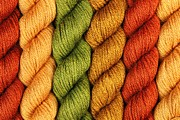 Loom Prints - Yarn With a Twist Print by Jim Hughes