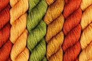 Yarn With A Twist Print by Jim Hughes