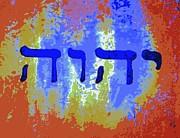 Yaweh Print by Deborah MacQuarrie