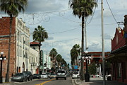 Ybor City Framed Prints - Ybor City Framed Print by Carol Groenen