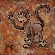 Year Of The Monkey Prints - Year Of The Monkey Print by Darice Machel McGuire