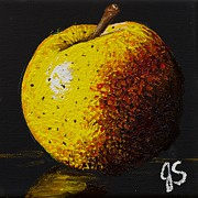 Joyce Sherwin - Yellow Apple