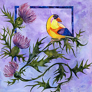 Sherry Shipley - Yellow Bird