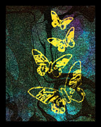 Christine Perry - Yellow Butterflies