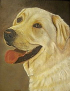 Sharon Schultz - Yellow Lab