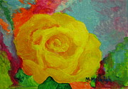 Marita McVeigh - Yellow Rose