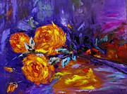 Galina Khlupina - Yellow Roses