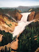 Ellen Canfield - Yellowstone