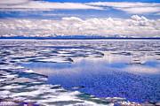 Juergen Klust - Yellowstone Lake II