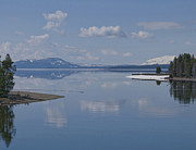 SEA Art - Yellowstone Lake