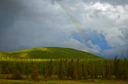 Jack R Perry - Yellowstone Rainbow