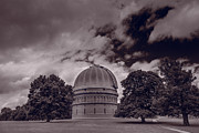 Space Clouds Framed Prints - Yerkes Observatory Wisconsin Framed Print by Steve Gadomski