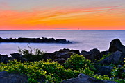 Yes Its Lake Erie Print by Frozen in Time Fine Art Photography