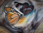 Butterfly Originals - Yesterdays Butterflies by Chris Wing