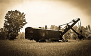 Loader Photos - Yesteryear by Rhonda Barrett