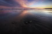 York Beach Print by Eric Gendron