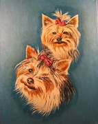 Creations by DuBois - Yorkie Girls