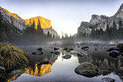 Mark  Chandler  - Yosemite across the...