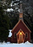 Mike Ronnebeck - Yosemite Chapel