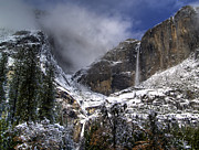 Bill Gallagher Photos - Yosemite Falls by Bill Gallagher