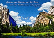 Nadine and Bob Johnston - Yosemite Gods Country