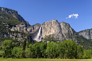 Falls Art - Yosemite Great Falls by Francesco Emanuele Carucci