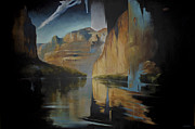 Yosemite Print by Lin Petershagen