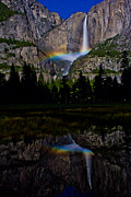 John McGraw - Yosemite Moonbow