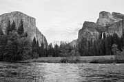 Abbott Moses - Yosemite Valley
