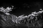 David Doucot - Yosemite Valley BW 1
