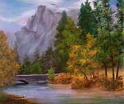 Judy Filarecki - Yosemite Valley Half Dome