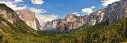 Featured On Fineart America - Yosemite Valley by Sean Griffin