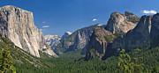 Charles Kozierok - Yosemite Valley Tunnel View Panorama