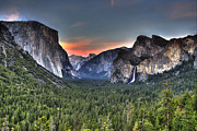 Shawn Everhart - Yosemite Valley View...