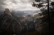 Nevada Falls Photos - Yosemite Vista by Julie Grandfield