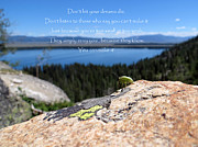 Inspirational Saying Photos - You Can Make It. Inspiration point by Ausra Paulauskaite