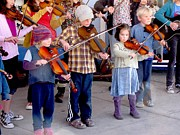 Feva  Fotos - Young Fiddlers - Bayou Seco